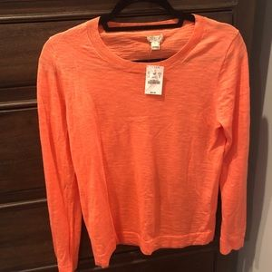 Jcrew sweater with tags